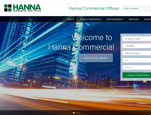 Hanna Commercial<br>Real Estate