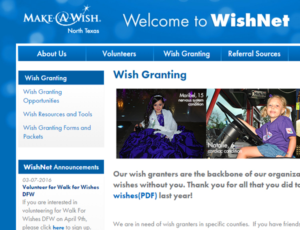 Make-A-Wish Foundation North Texas